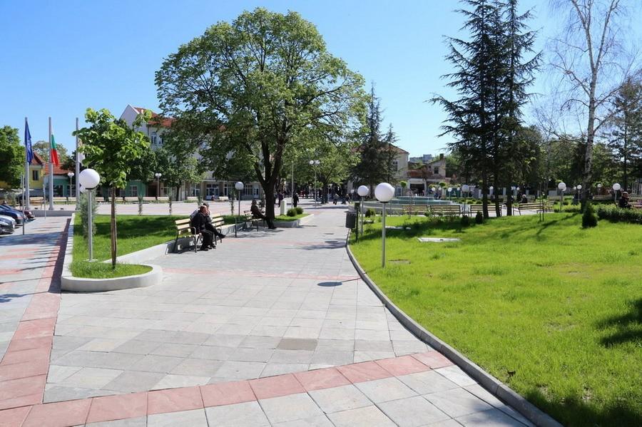 Елхово е бил отново един от най-горещите градове в страната