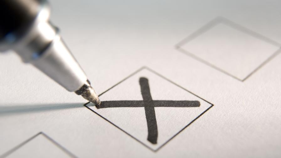 Как ще гласуваме, ако на 4 април сме под карантина