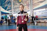 Отново златен медал за Марсела Стeлианова от Държавен шампионат по свободна борба