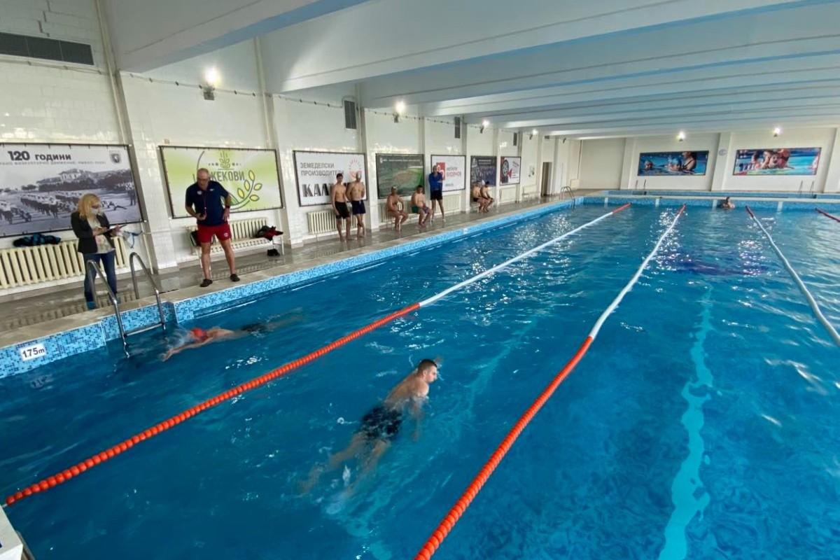 Стартира първият за тази година курс за обучение на водни спасители