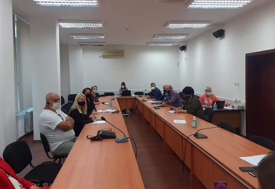 Политическите партии и коалиции се споразумяха за състава на РИК в Ямбол