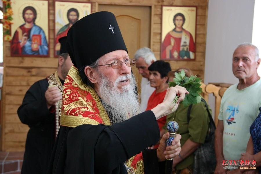 Сливенският митрополит Иоаникий остава начало на Сливенска митрополия