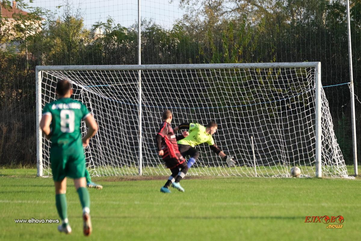 Снимки: ОФК се върна на победния път в областната футболна група